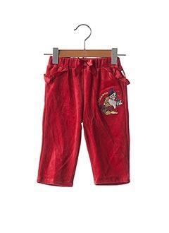 Pantalon casual rouge ORIGINAL MARINES pour fille