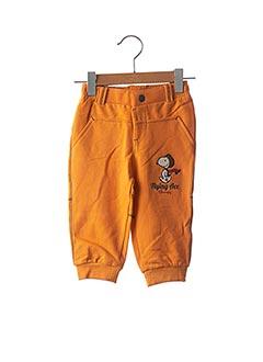 Pantalon casual orange ORIGINAL MARINES pour garçon