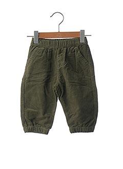 Pantalon casual vert ORIGINAL MARINES pour garçon