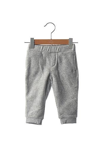Pantalon casual gris ORIGINAL MARINES pour enfant