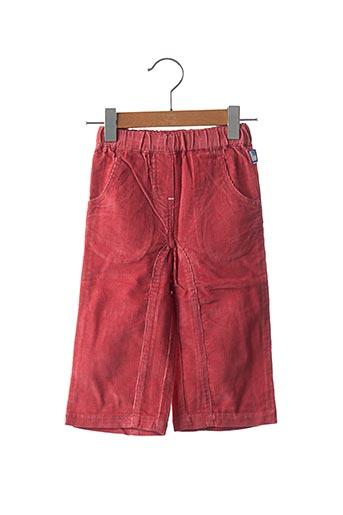 Pantalon casual rouge ORIGINAL MARINES pour garçon