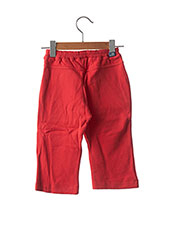 Pantalon casual rouge ORIGINAL MARINES pour enfant seconde vue