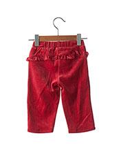 Pantalon casual rouge ORIGINAL MARINES pour fille seconde vue
