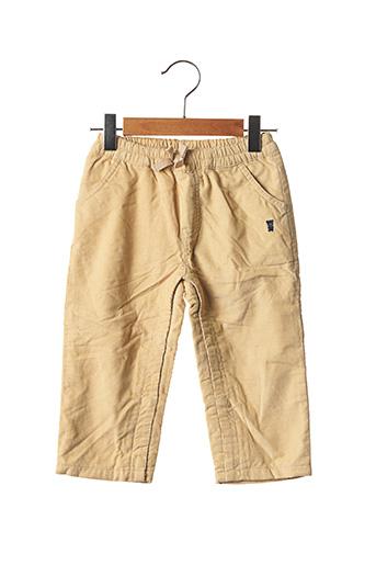 Pantalon casual beige ORIGINAL MARINES pour fille