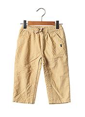 Pantalon casual beige ORIGINAL MARINES pour fille seconde vue
