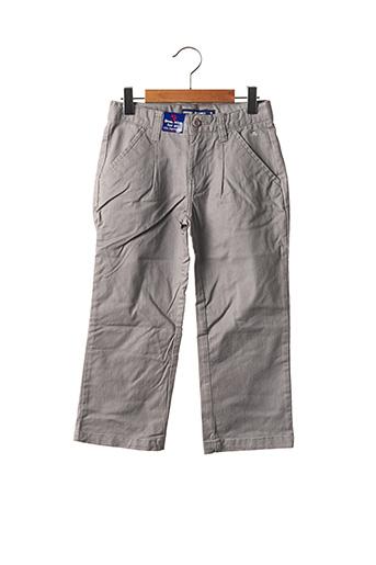 Pantalon casual gris ORIGINAL MARINES pour fille