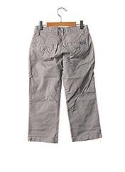 Pantalon casual gris ORIGINAL MARINES pour fille seconde vue