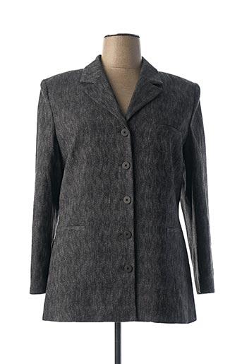 Veste chic / Blazer gris UN POINT C EST TOUT pour femme