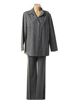 Veste/pantalon gris KARTING pour femme