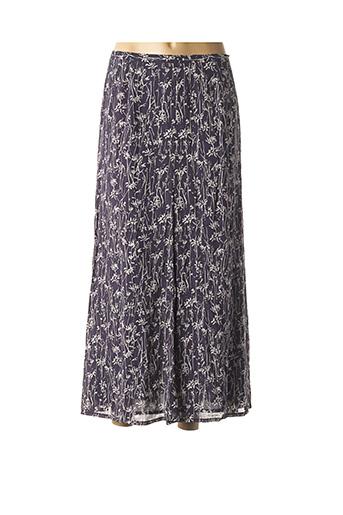 Jupe longue violet HAMMER pour femme