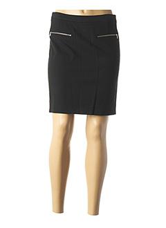 Jupe courte noir ATELIER GARDEUR pour femme