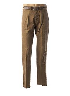 Pantalon casual blanc PIONIER pour homme
