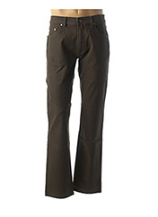 Pantalon casual vert PIERRE CARDIN pour homme seconde vue