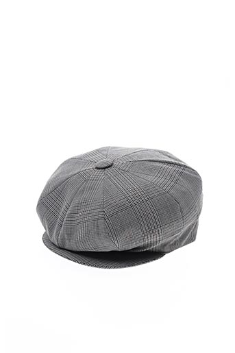 Casquette gris METEO pour homme