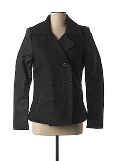 Veste casual noir LE TEMPS DES CERISES pour femme