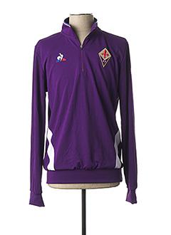 Veste casual violet LE COQ SPORTIF pour homme
