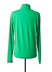 Veste casual vert LE COQ SPORTIF pour enfant seconde vue