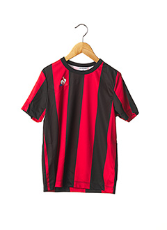 T-shirt manches courtes rouge LE COQ SPORTIF pour enfant