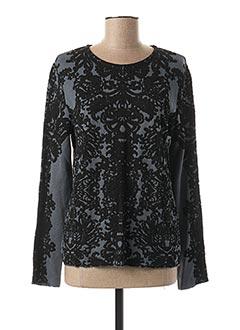 Sweat-shirt gris ALDOMARTINS pour femme