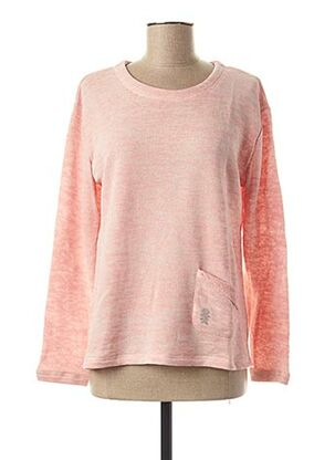 Sweat-shirt rose DIPLODOCUS pour femme