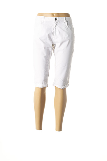 Corsaire blanc EMMA & CARO pour femme