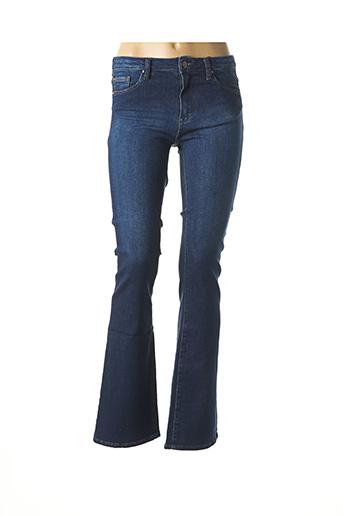 Jeans bootcut bleu EMMA & CARO pour femme