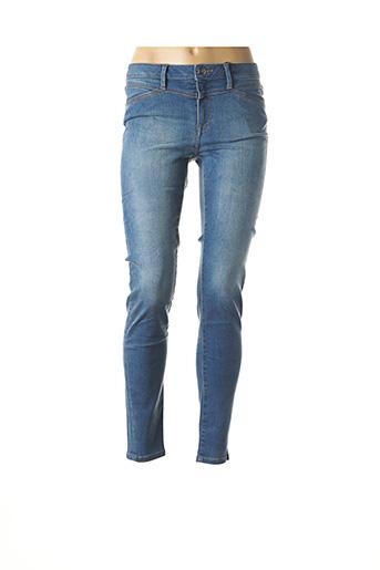 Jeans skinny bleu EMMA & CARO pour femme