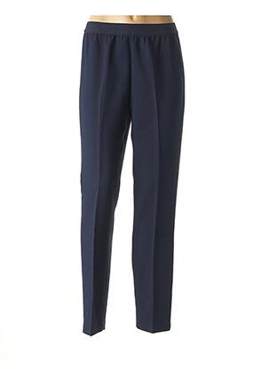 Pantalon chic bleu NICE THINGS pour femme