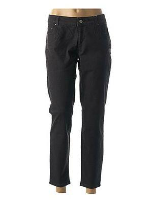 Pantalon casual noir BETTY AND CO pour femme