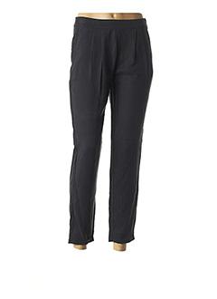 Pantalon casual bleu VILA pour femme