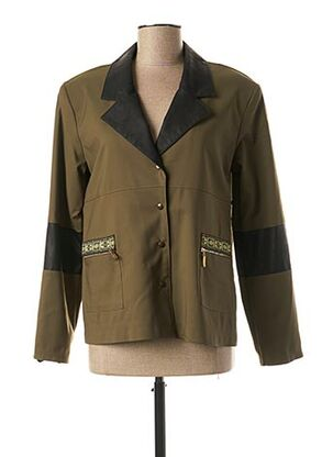 Veste chic / Blazer vert MULTIPLES pour femme