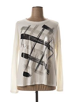 Produit-T-shirts-Femme-ELEONORA AMADEI