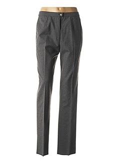 Pantalon casual gris KARTING pour femme