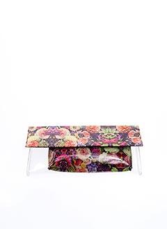 Pochette violet AZUREE pour femme