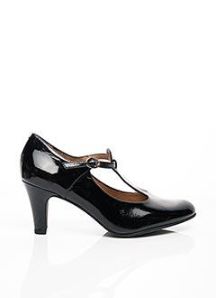 Escarpins noir PIESANTO pour femme