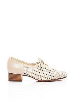 Chaussures de confort beige OMBELLE pour femme