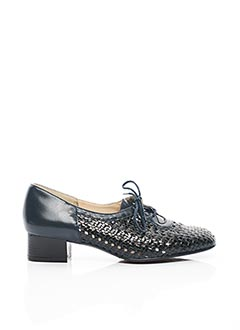 Chaussures de confort bleu OMBELLE pour femme