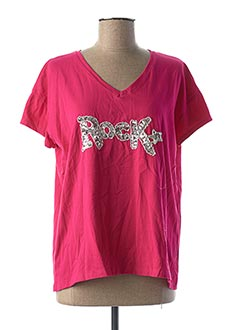 Produit-T-shirts-Femme-MADE IN ITALY