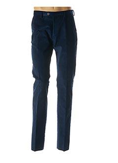 Pantalon chic bleu STOZZI ADRIANO pour homme