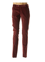Pantalon chic orange STOZZI ADRIANO pour homme seconde vue