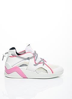 Baskets rose SERAFINI pour femme