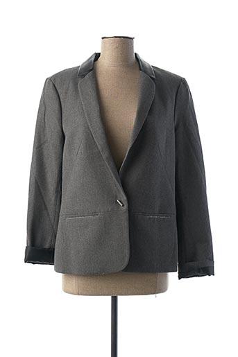 Veste chic / Blazer gris ONE STEP pour femme