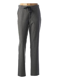 Pantalon chic gris ONE STEP pour femme