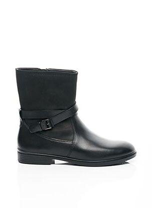 Bottines/Boots noir ECCO pour femme