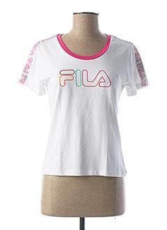 Produit-T-shirts-Femme-FILA