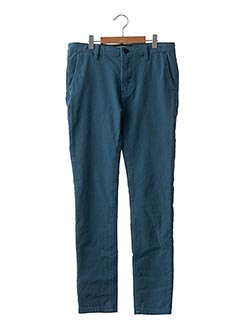 Pantalon casual bleu QUIKSILVER pour garçon