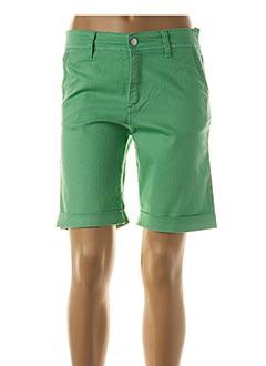 Produit-Shorts / Bermudas-Femme-COWEST