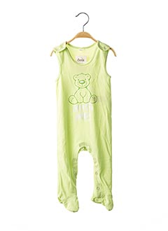 Pyjama vert BEMBI pour enfant