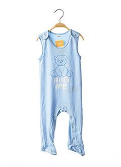 Pyjama bleu BEMBI pour garçon