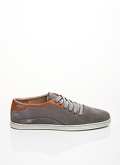 Baskets gris EQUAL FOR ALL pour homme